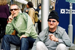 Edinburgh Fringe 2001 or 2002