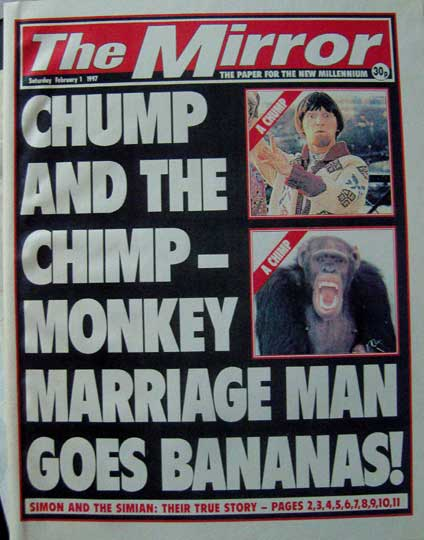 Chump-and-the-chimp